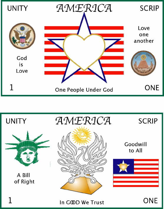 Four Symbols For The 4th Of July 2011
