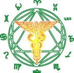 Med Astrology Graphic